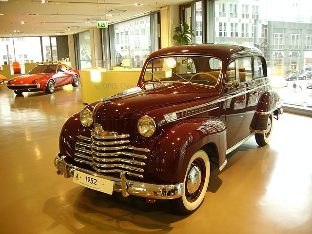 Nowy samochód Opel