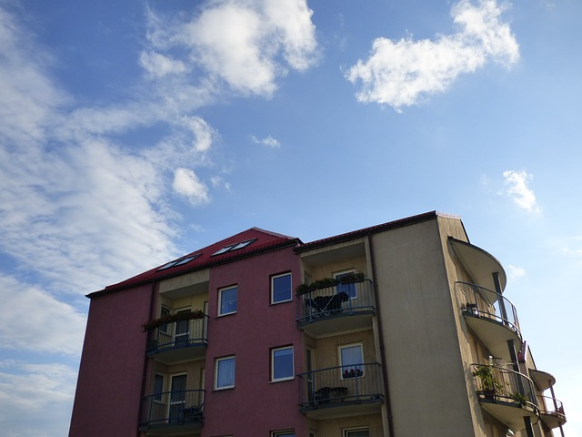 mieszkanie w bloku
